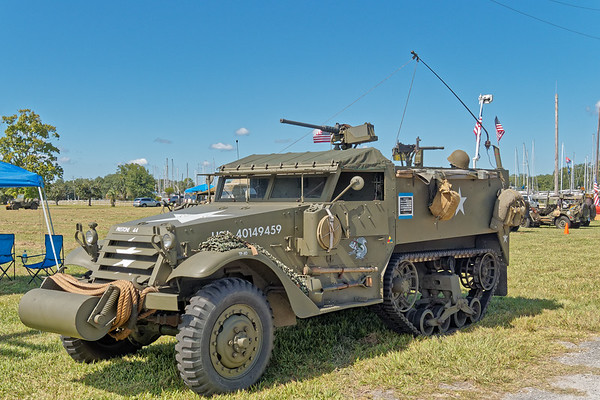 Army Halftrack