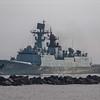 Chinese Navy Missile Frigate 548 Yiyang