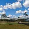 "Navy A-6E, ""Intruder"" at Camp Blanding"