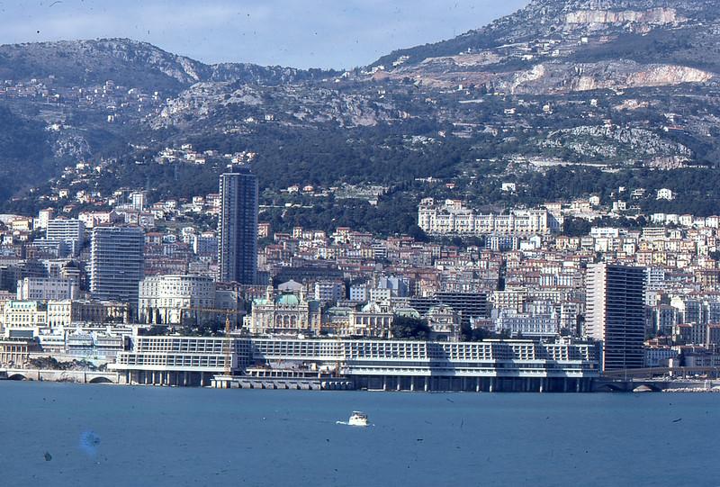 Monaco  in  1977