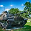 U.S. Army M60 Patton