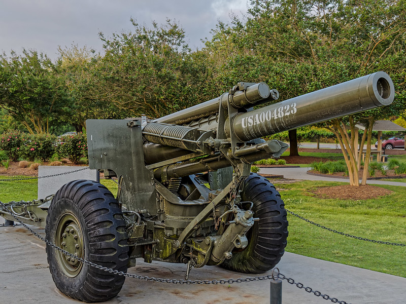 USA004823 Howitzer
