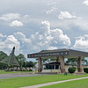 Entrance to Camp Blanding