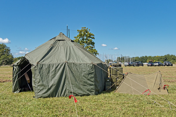 Army Tent