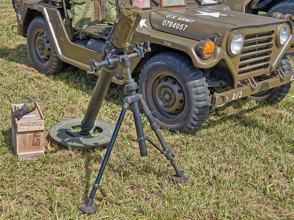 Army Grenade Launcher