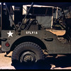 Edwin Forrest's World War II Army Jeep