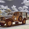 Army Ambulance at Camp Blanding