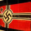 Captured Nazi Flag