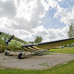 Douglas C47 Skytrain at Camp Blanding