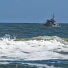 Coast Guard Boat off Jacksonville Beach
