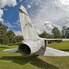 Camp Blanding's A-7 Corsair