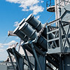 Tomahawk (missile) Launcher on USS Wisconsin