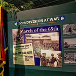 March of the 65th Infantry Division
