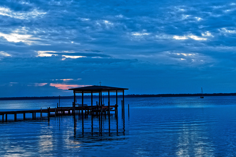 Early Morning on the the St. Johns River