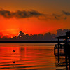 Green Cove Springs Pier at Sunrise