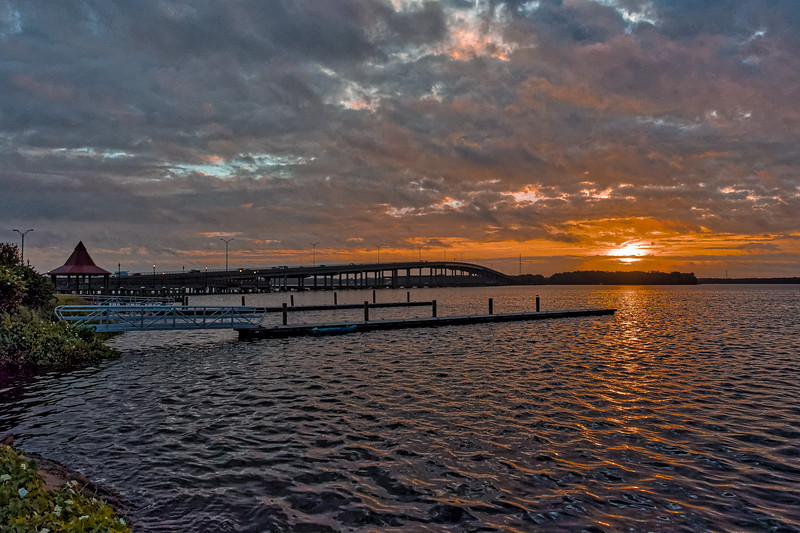 St. Johns River Sunrise