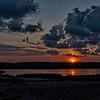 Sunrise at Big Bay Creek