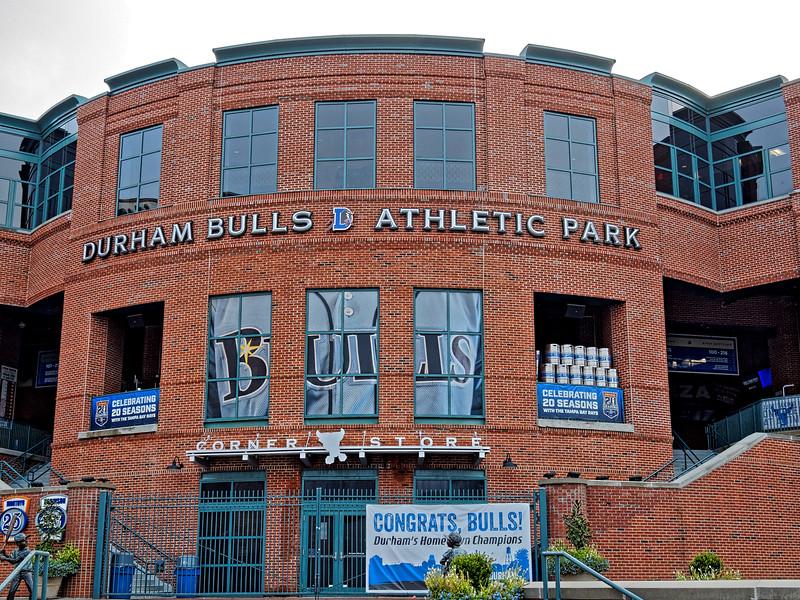 Durham Bulls Athletic Park