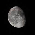 13th September 2014 - Wanning Gibbous - 71% Illuminated
