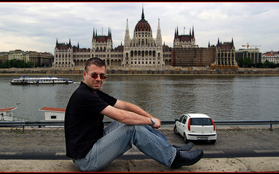 American Airlines was kind enough to lose my bags, so I spent a day in Budapest waiting for my luggage to arrive. I'm not complaining.