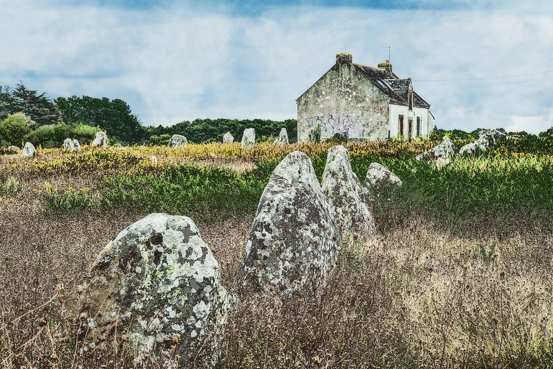 Stone House at Carnac