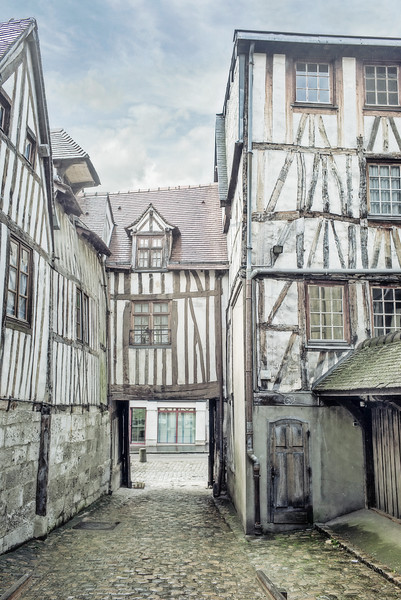 Timbered Structures, Rouen FR