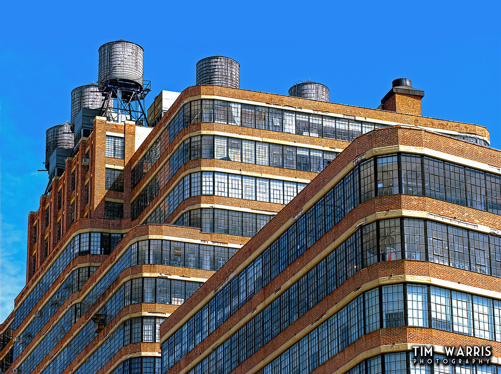 """The Starrett-Lehigh building in Lower Manhattan.  A structure with an interesting history...<br /> <br /> <a href=""""http://www.starrett-lehigh.com/the-building/about-the-building/"""">http://www.starrett-lehigh.com/the-building/about-the-building/</a>"""