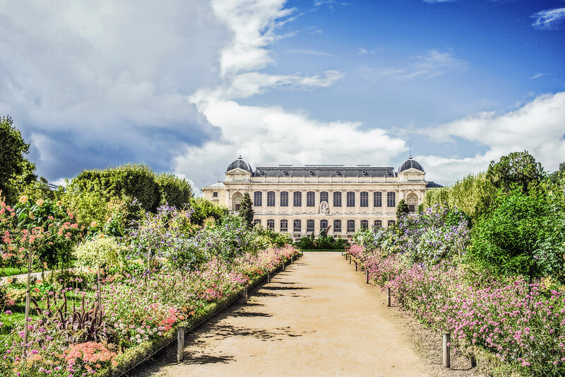 Zoology Building and Gardens, Paris
