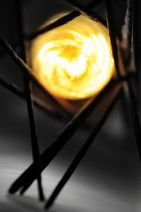 The sun - abstract