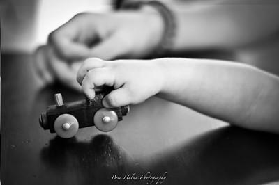 Little Trains for Little Hands