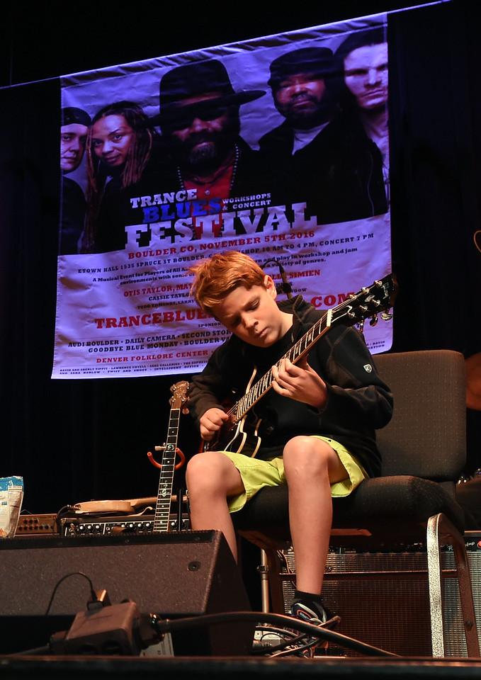 2016 Trance Blues Festival