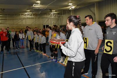 Torneo de Balonmano Carnaval 2019 CBM Delicias