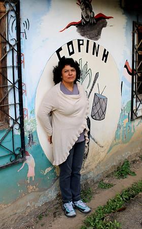 El precio del activismo. Berta Cáceres