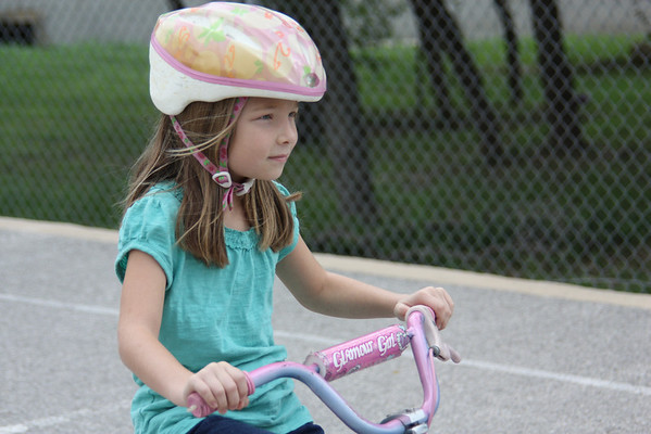 Ott Bike Rodeo Second Grade