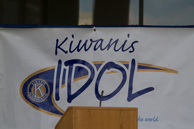 Kiwanis Idol Showcase 2009-08-22