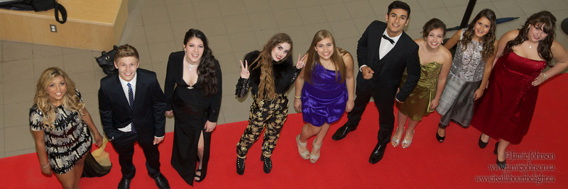 2013 Ottawa Idol Red Carpet at Algonquin College
