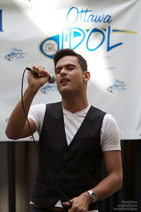2013 Ottawa Idol Finals at Place d'Orleans