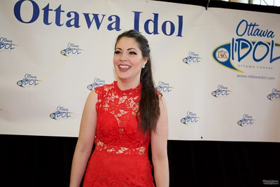 Ottawa Idol Red Carpet 2015