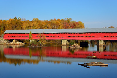 Coulonge River Covered Bridge