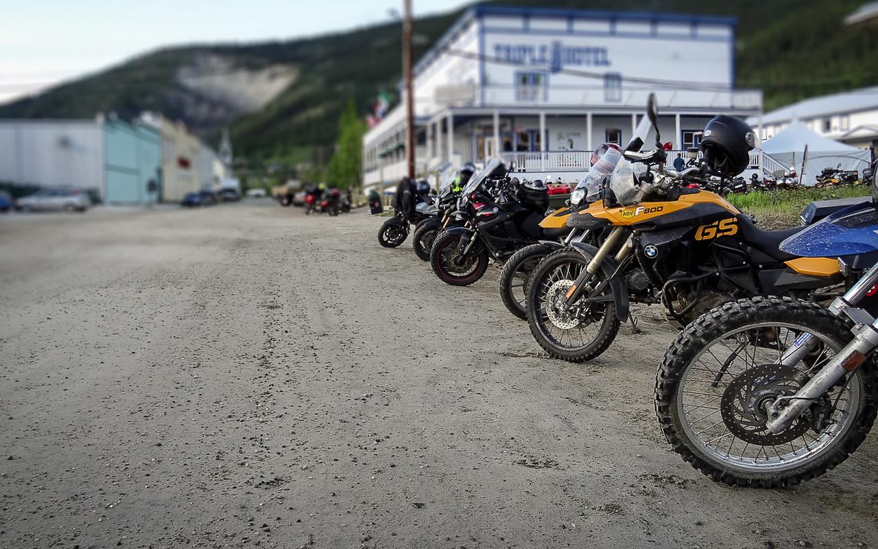 Dawson City 2017 D2D
