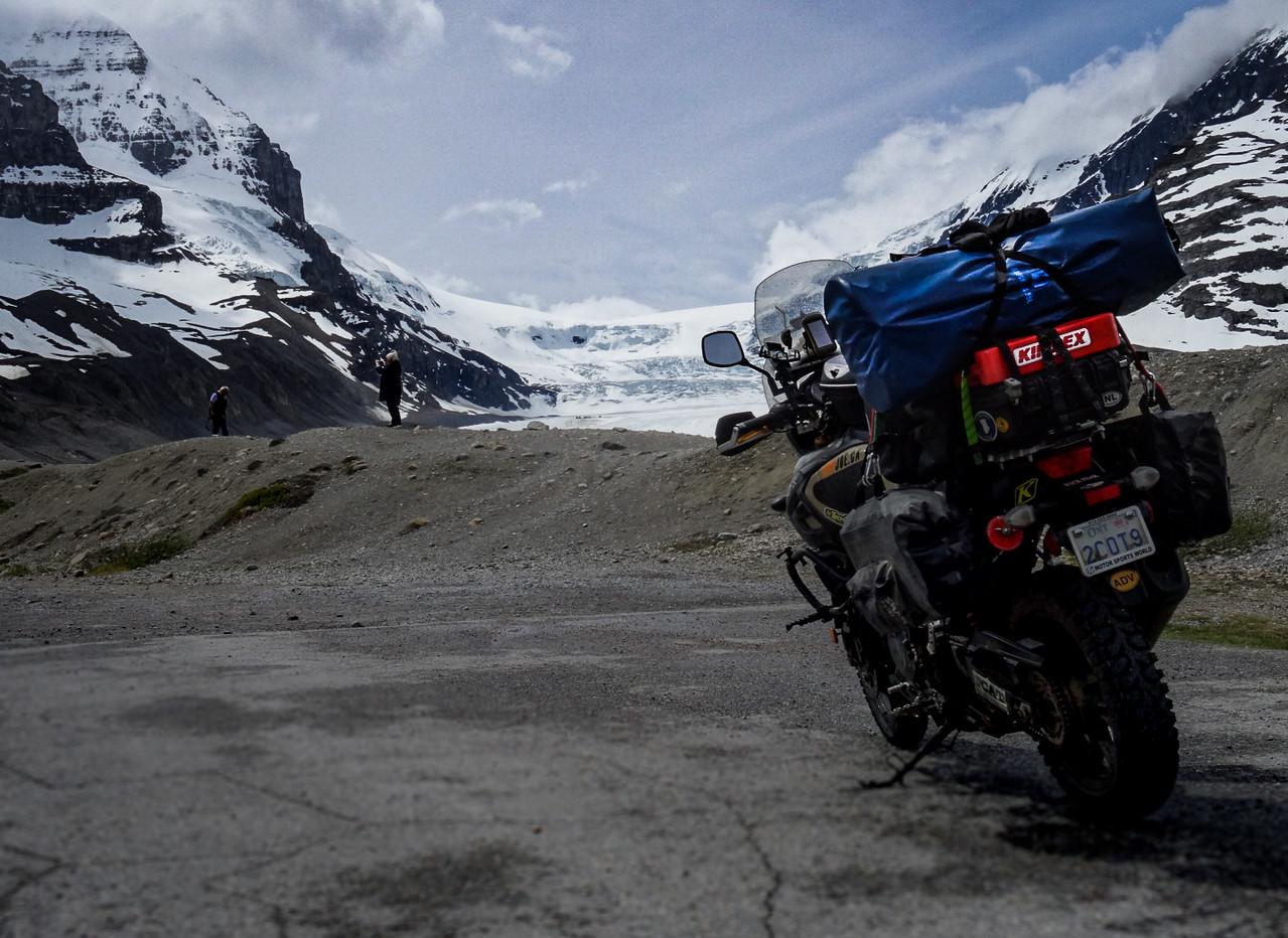Kimpex Glacier