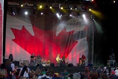 Canada Day, Gatineau Quebec (2010)