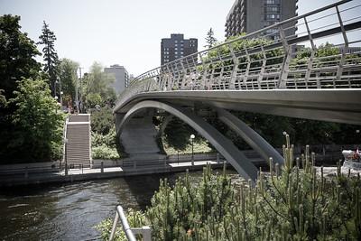 Downtown Ottawa, Ontario (2014)