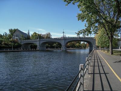 Rideau Canal, Ottawa (2007)