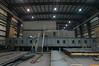 Hull section being built inside one of Dakota Creeks buildings...