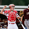 Ottumwa, IA June29, 2016--Ottumwa High School Baseball vs Lincoln High School. Photo by Dan L Vander Beek/Ottumwa Courier