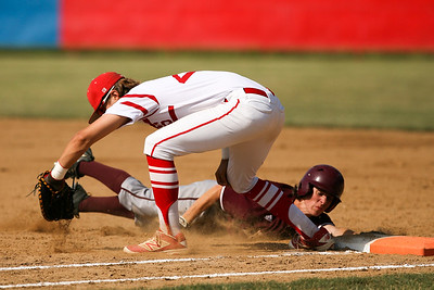 Ottumwa HS Baseball vs DSM Lincoln 06292016