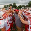 Newton, Iowa August 26, 2016  -- Ottumwa High School football vs Newton. Photo by Dan L. Vander Beek
