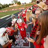 Ottumwa, Iowa September 02, 2016  -- Ottumwa High School football vs Indianola. Photo by Dan L. Vander Beek