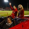 Ottumwa, IA October 02, 2015--Ottumwa High School Football vs Cedar Rapids Washington.  Photo by Dan L Vander Beek/Ottumwa Courier
